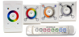 Strip Touch Dimmers