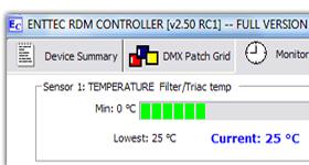 RDM Controller