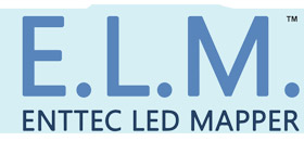 E.L.M ENTTEC LED Mapper