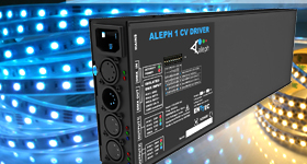 Aleph CV LED Tape Driver